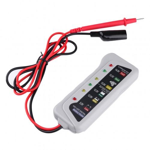12V Car Battery Tester