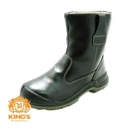 KING'S - SAFETY SHOE (KWD 805) BLACK-390445-KWD_805