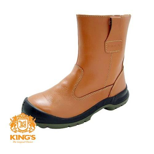 KING'S - SAFETY SHOE (KWD 805C)orange