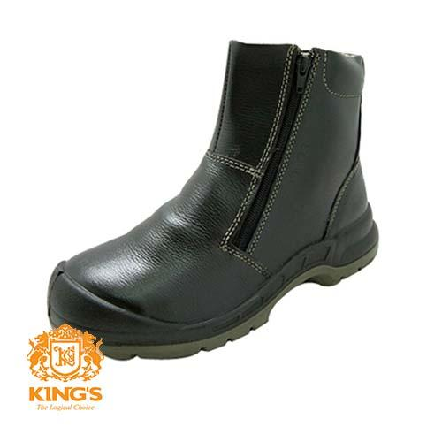 KING'S - SAFETY SHOE (KWD 806) BLACK-390446-KWD_806