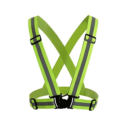 Safety Reflective Stripe Vest (neon)