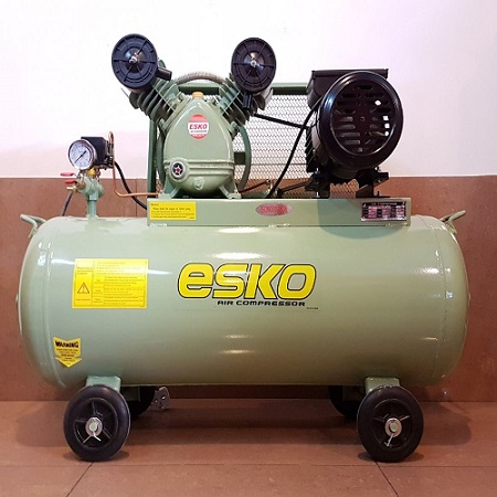ESKO EK202 2hp 100L 8bar Air Compressor