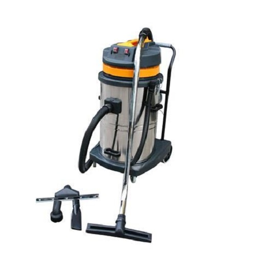 EuroPower VAC8002 2000W 80L Industrial Vacuum Cleaner