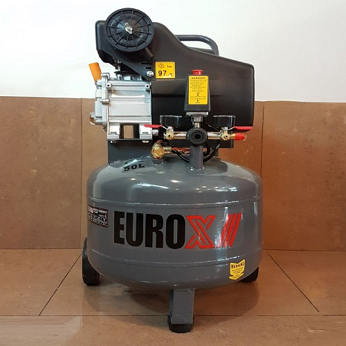 Eurox EAX-9050 50L 3HP 8Bar Air Compressor