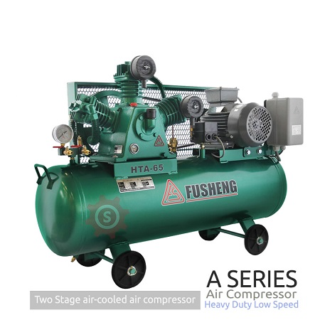 Fusheng HTA-65 Two Stage Air Cooled Air Compressor