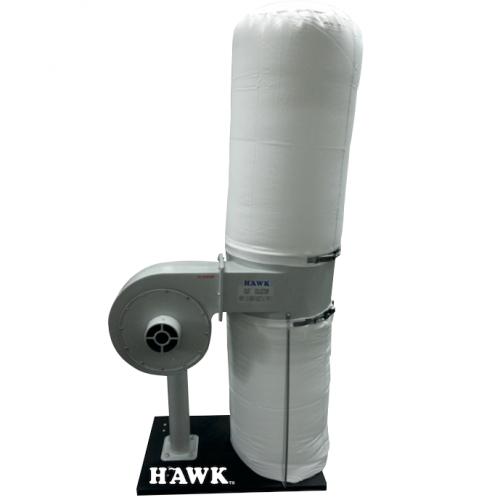 HAWK Dust Collector 1500W, 125mm, 42150L-min, 51kg FM300