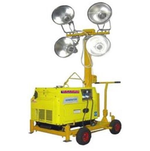 HISAKI Diesel Generator Tower Light YT5000