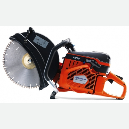 Husqvarna Power Concrete Cutter 16', 94cc, 6.4hp, 12kg K970 (16)