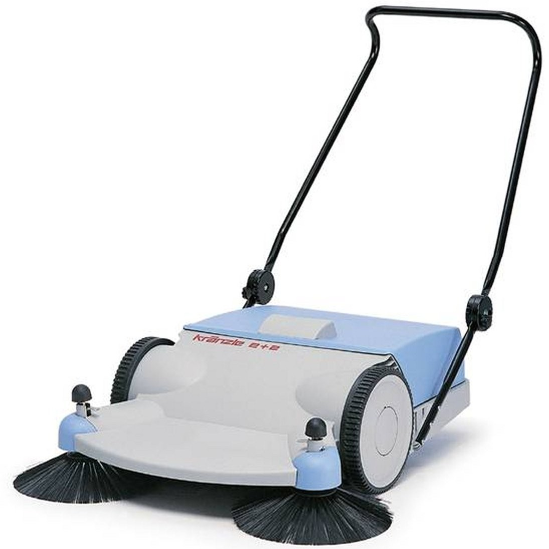 KRANZLE POWER FLOOR SWEEPER 800MM,40L,16KG SWEEPER2+2