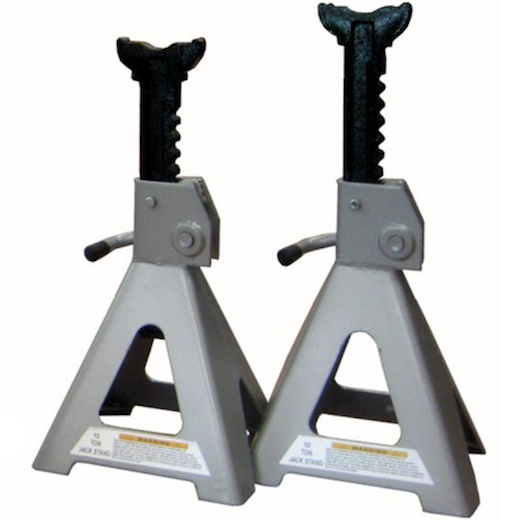 PIT STOP JACK STAND 12TON, HEIGHT 460-720MM, 28KG T412002