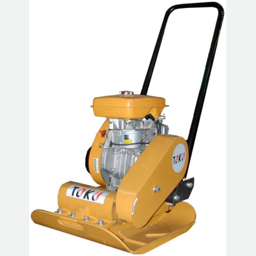 TOKU Compactor Robin Engine EY-28D 660x525 6100rpm 110kg TKP-110