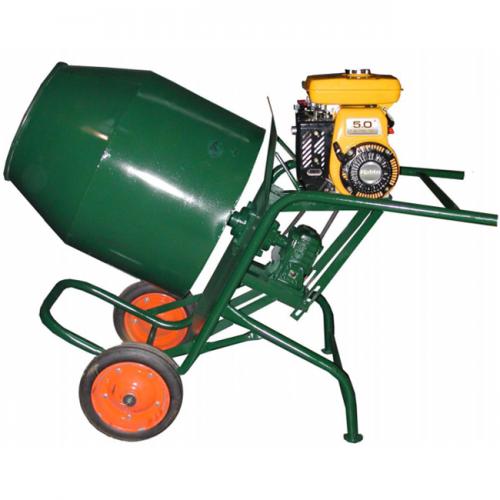 TOKU Mini Concrete Mixer Robin Engine EY-20D, 5HP, 75L TKMM-3TR