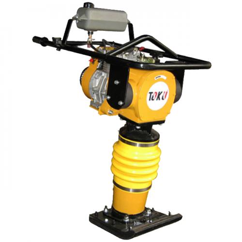 Toku Tamping Rammer Robin EY-20D 330x280mm Oil Bath 73kg TK-72B