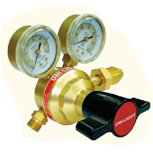 Uni-Light-848Y-S.E-Side-Entry-Acetylene-Regulator-848Y-S.E