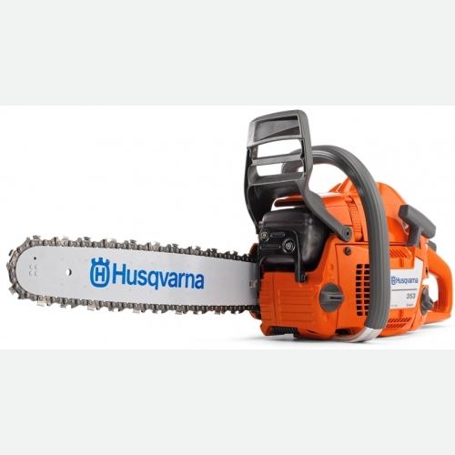 """Husqvarna Chain Saw 51.7CC, 3.3HP, 2700rpm, 20"""", 5kg 353"""