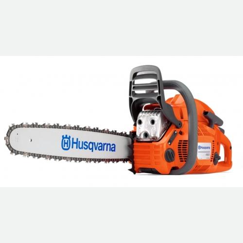 """Husqvarna Chain Saw 60.3CC, 3.62HP, 2700rpm, 20"""", 5.8kg 460"""