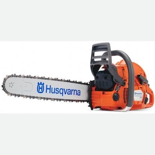 """Husqvarna Chain Saw 68CC, 4.9HP, 2700rpm, 20"""", 6.6kg 570"""