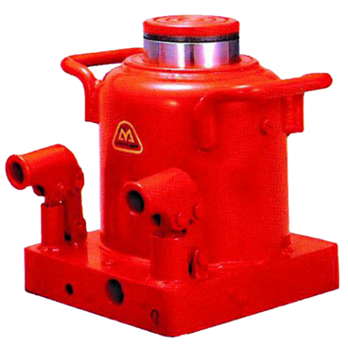 Masada Hydraulic Bottle Jack 100ton,Max.Height450mm,93kg