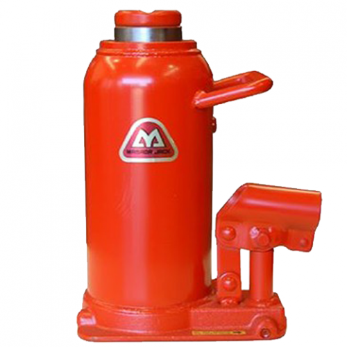 Masada Hydraulic Bottle Jack 30ton,Max. Height440mm, 19kg -MH 30y