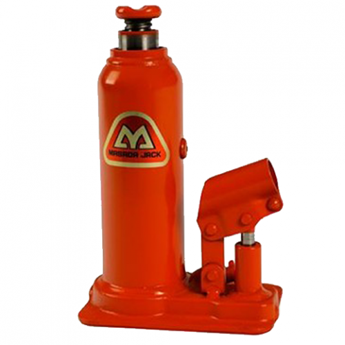 Masada Hydraulic Bottle Jack 5ton, Max. Height 390mm, 4.6kg MS-5