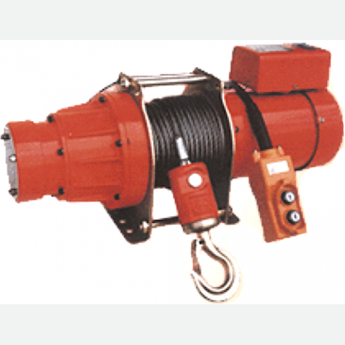 NKK Electric Winch 300kg, 6mmX30m, 13.5m/min, 33kg