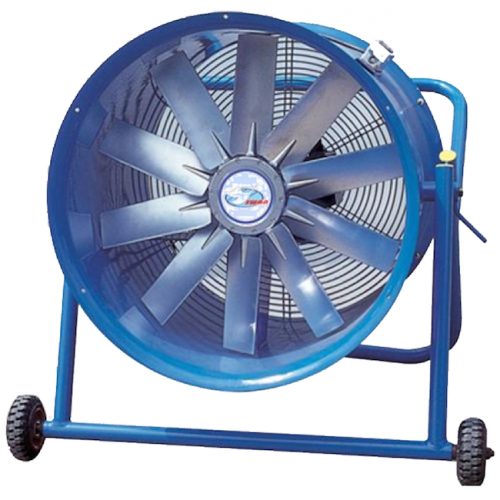 "Swan Portable Ventilator Fan 24"" 1100W 192m3/min 1400rpm SHT-"