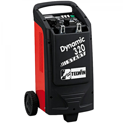 TELWIN Battery Charger 1kW-6.4kW 12/24V 14kg Dynamic320