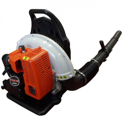 TOKAI Backpack Petrol Leaf Blower 63cc, 2-stroke, 11kg TB-70