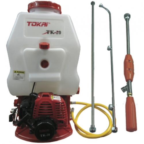TOKAI Knapsack Sprayer 20L Tank, 2.5Mpa, 5L/min, 10kg TK-20