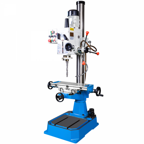 Xest Ling Drilling & Milling Machine 40mm,750W,375kg ZX-40PC