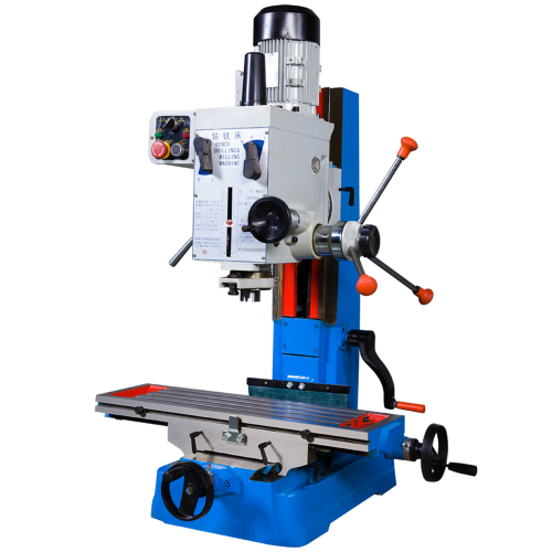 Xest Ling Drilling & Milling Machine 45mm,750W,278kg ZX-7045(3)