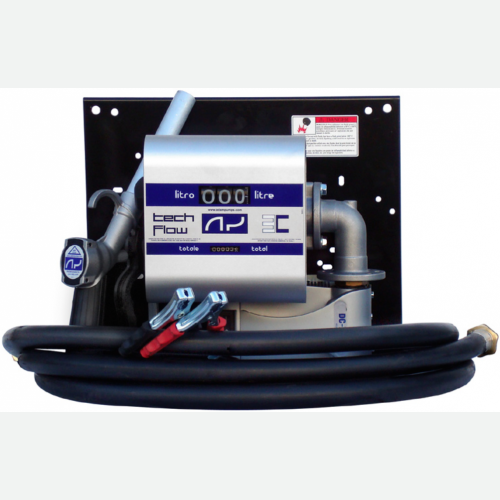 Adam Pumps for Diesel Transfer 40L-min, 1.3Bar, 24V Wall-Tech24V