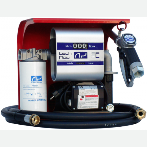 Adam Pumps for Diesel Transfer 80L-min, 2.5Bar, 550W Hi-Tech80