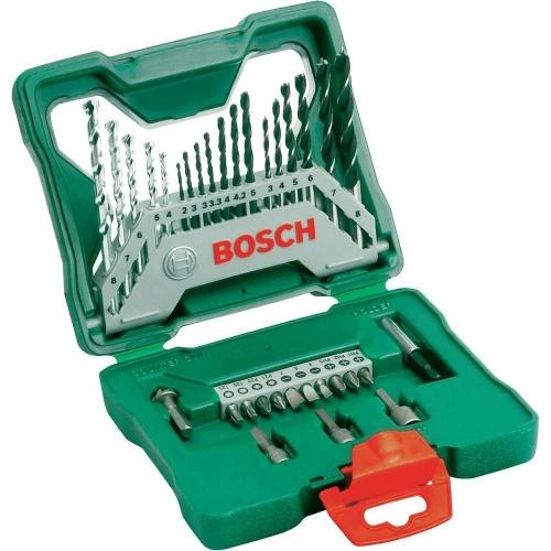 Bosch 33 Piece X-Line Screwdriver Bit Set 2607019325