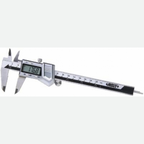 INSIZE Standard Digital Caliper 0-200mm 8' 1114-200AW