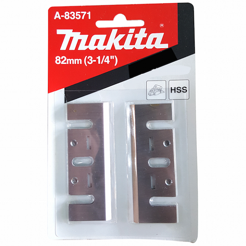 MAKITA PLANER BLADE 82MM FOR 3' PLANER A-8357